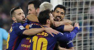 Барселона завоевывает 30-й Кубок Короля в своей истории!