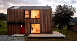 Испанский архитектор разработал дом, который можно собрать за 5 часов