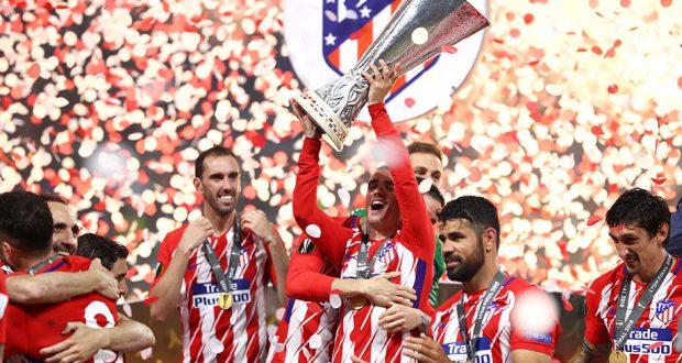 Атлетико Мадрид - победитель Лиги Европы!