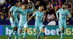 Чемпионат Испании 2017-18. Обзор 37 тура