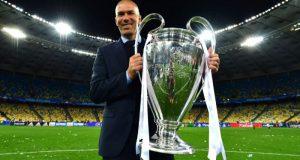 Зидан покидает Реал Мадрид