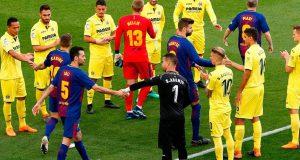 Чемпионат Испании. Обзор отложенных матчей 34 тура