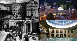 Первый термальный курорт открылся в Галисии 145 лет назад