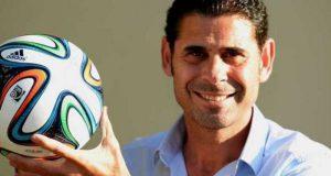 Фернандо Йерро назначен новым тренером сборной Испании за день до начала Чемпионата Мира