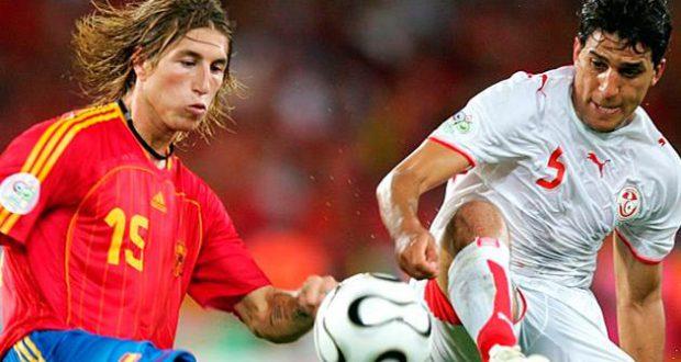 Испания минимально одолела Тунис перед стартом Чемпионата Мира