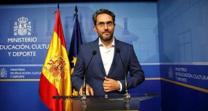 Министр культуры Испании подал в отставку из-за налоговых злоупотреблений