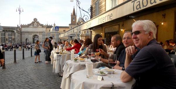 Рестораторы «обдирают» туристов?