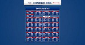календарь игр Ла Лиги на сезон 2018-2019