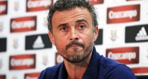 Луис Энрике - новый тренер сборной Испании
