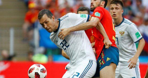 Испания уступает России в серии пенальти и покидает Мундиаль