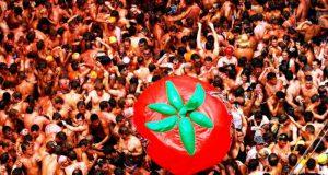 29 августа в Валенсии пройдет праздник урожая и «помидорная битва»
