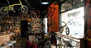 Первое велокафе откроется в Барселоне