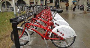 Барселона становится городом велосипедистов!