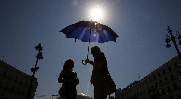 В начале августа в Испании будет жарко!