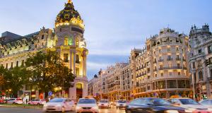 В Мадриде вводятся новые ограничения на движение авто в центре