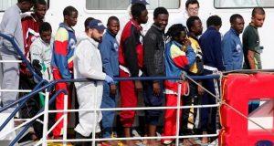 У побережья Испании спасено за два дня 850 нелегальных мигрантов