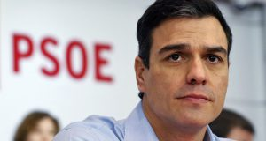 В Испании планируется манифестация «Против Санчеса»