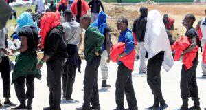 Власти признали существование миграционного кризиса