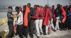 Нелегалы вновь рвутся в Испанию