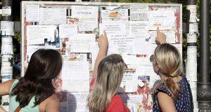 Аренда жилья становится проблемой для испанских студентов