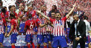 Атлетико громит Реал и забирает Суперкубок УЕФА