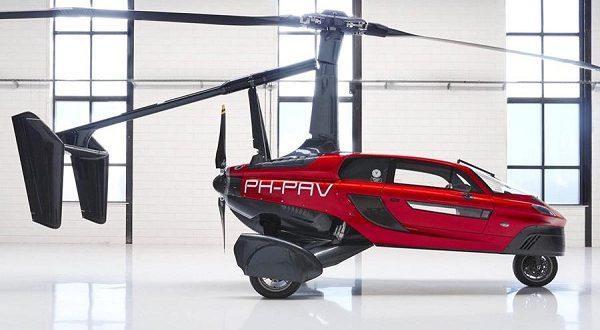 В Испании стартовали продажи летающих авто