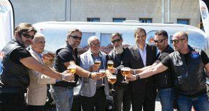 Пивовары объединились с байкерами в борьбе за трезвость на дорогах