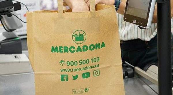 Mercadona отказывается от пластиковых пакетов