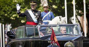 Король Испании Филиппе VI пользуется одним из самых дорогих авто