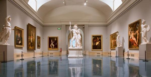 В Музее Прадо прошла скандальная акция