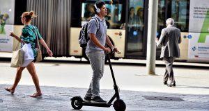 Барселона вводит штрафы для владельцев личного электротранспорта