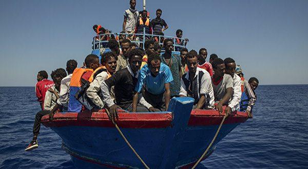 Более 500 мигрантов добрались к берегам Испании в минувшие выходные
