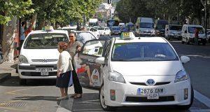 Таксисты Виго будут работать по-новому!