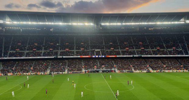 Чемпионат Испании 2018-19. Обзор 10 тура
