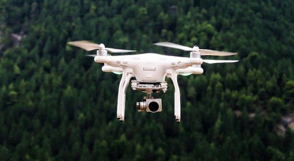 Туристам придется заплатить штраф за дрон
