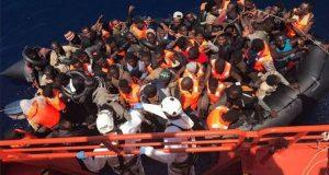 Испанцыне против приезда в страну беженцев