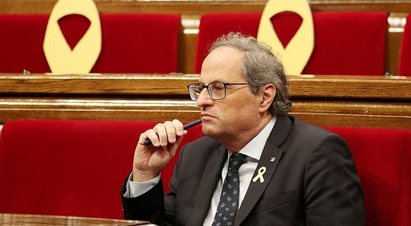 Торранаписал письмоСанчесуи предложил обсудить будущее Каталонии