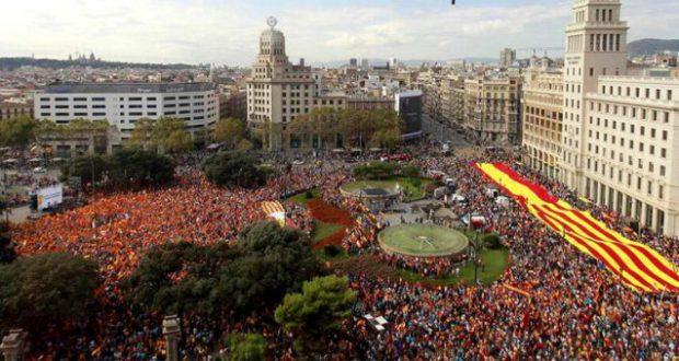 12станет в Барселоне пройдет демонстрация сил единства