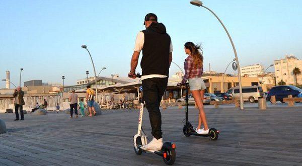 Катание на самокатах по тротуарам запретят в Валенсии