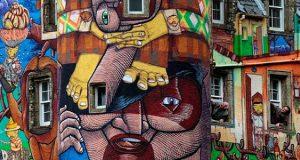 Борьба с граффити стоитRenfe25000000 евроежегодно!