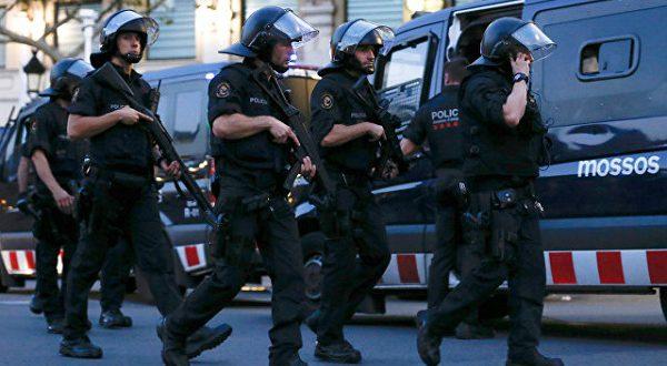 Ж/д вокзалы Мадрида и Барселоны были эвакуированы из-за ложной тревоги
