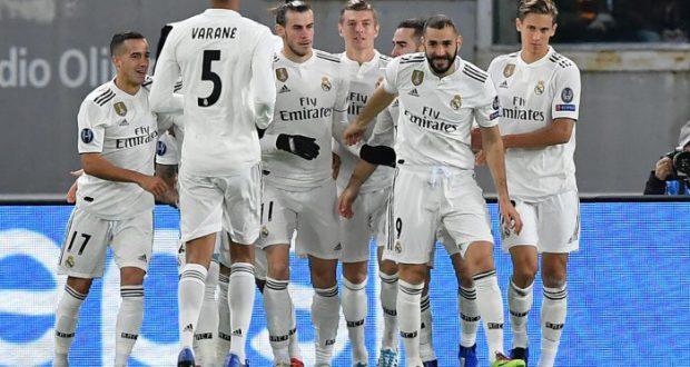 Лига Чемпионов 2018-19. Обзор 5 тура