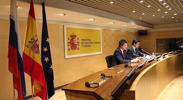 Россия и Испания нарастили торговый оборот на 16%