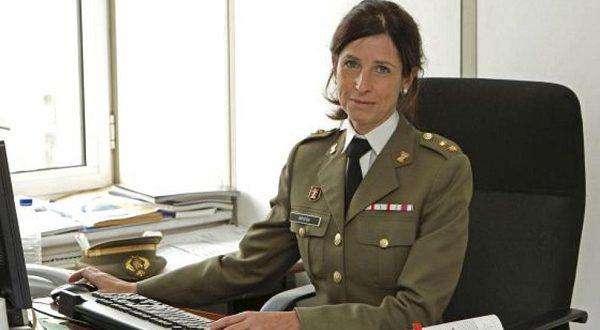 ПатрисияОртегаможет стать первым женщиной-генералом