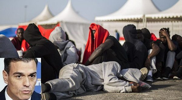 Что думает премьер Санчес о мигрантах?