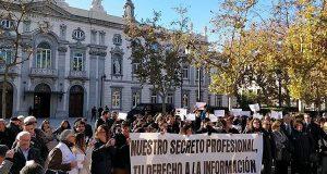 Испанский суд не считается с правом журналистов на профессиональную тайну