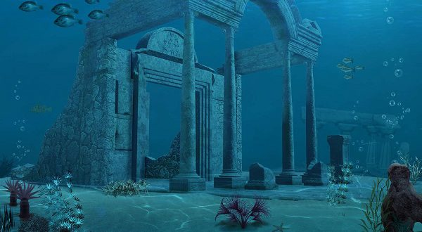 Британцы нашли Атлантиду в Испании