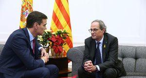 Лидер Каталонии передалСанчесу пакет предложений