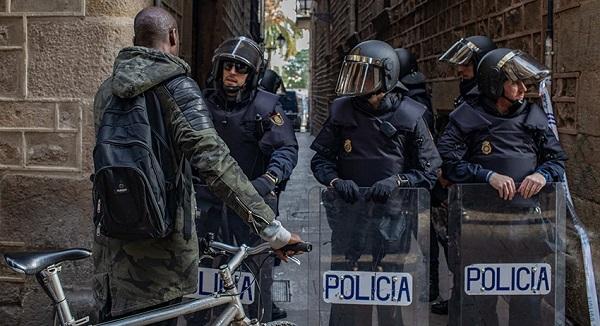 В Каталонии ищут террориста