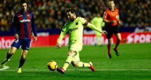 Чемпионат Испании 2018-19. Обзор 16 тура